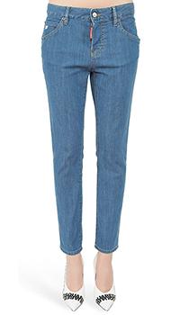 Женские джинсы Dsquared2 зауженные, фото
