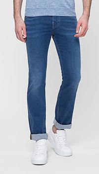 Мужские джинсы Jacob Cohen в синем цвете, фото