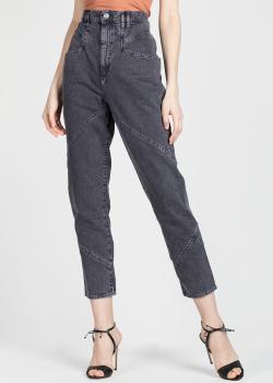 Серые джинсы Isabel Marant прямого кроя, фото