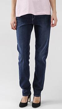 Зауженные джинсы Bogner с декоративными строчками сзади, фото