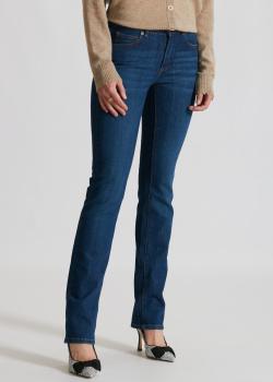 Синие джинсы Zadig & Voltaire прямого кроя, фото