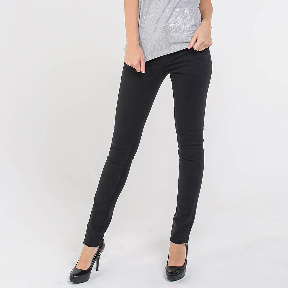 Зауженные джинсы Iceberg черного цвета