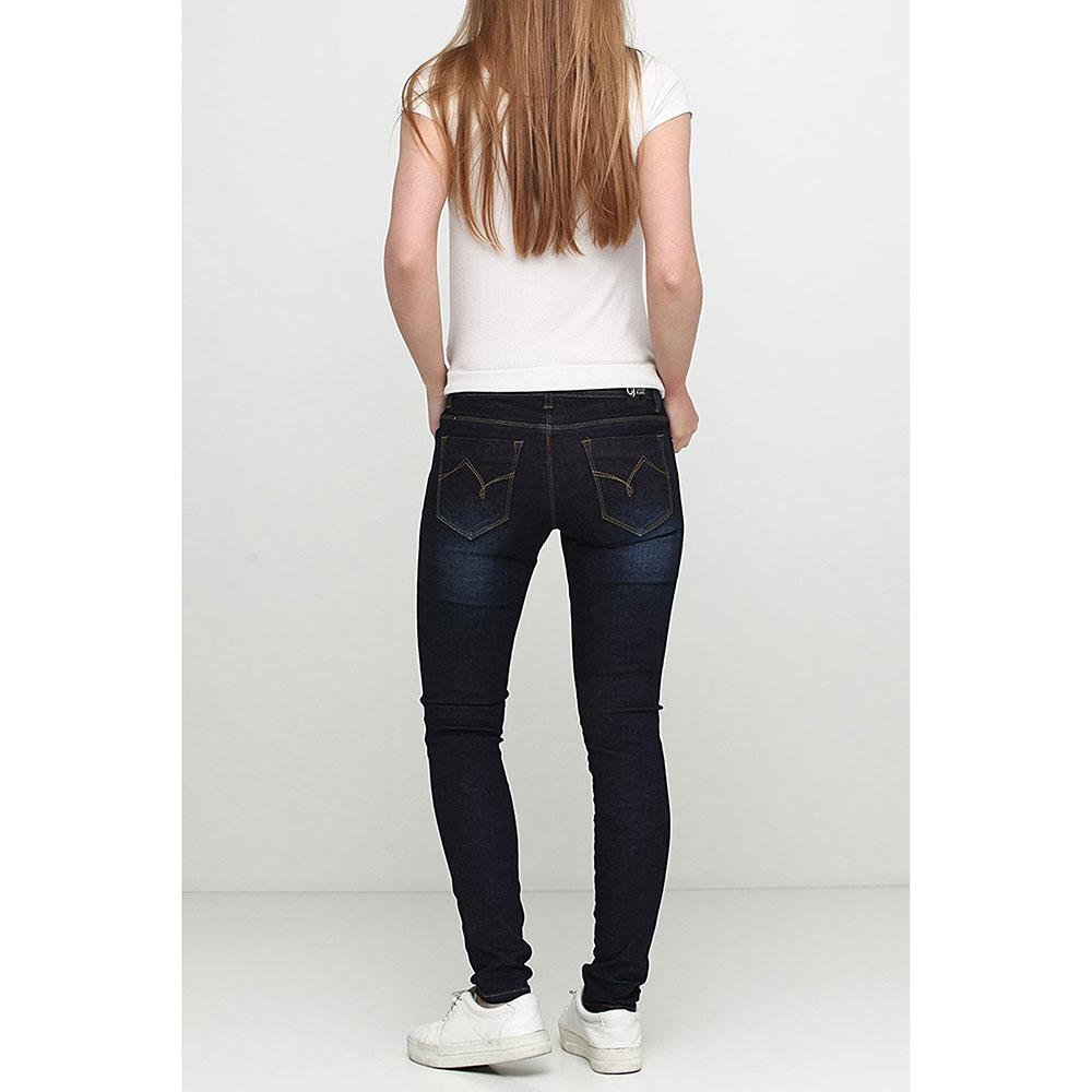 Зауженные джинсы Gaudi синего цвета