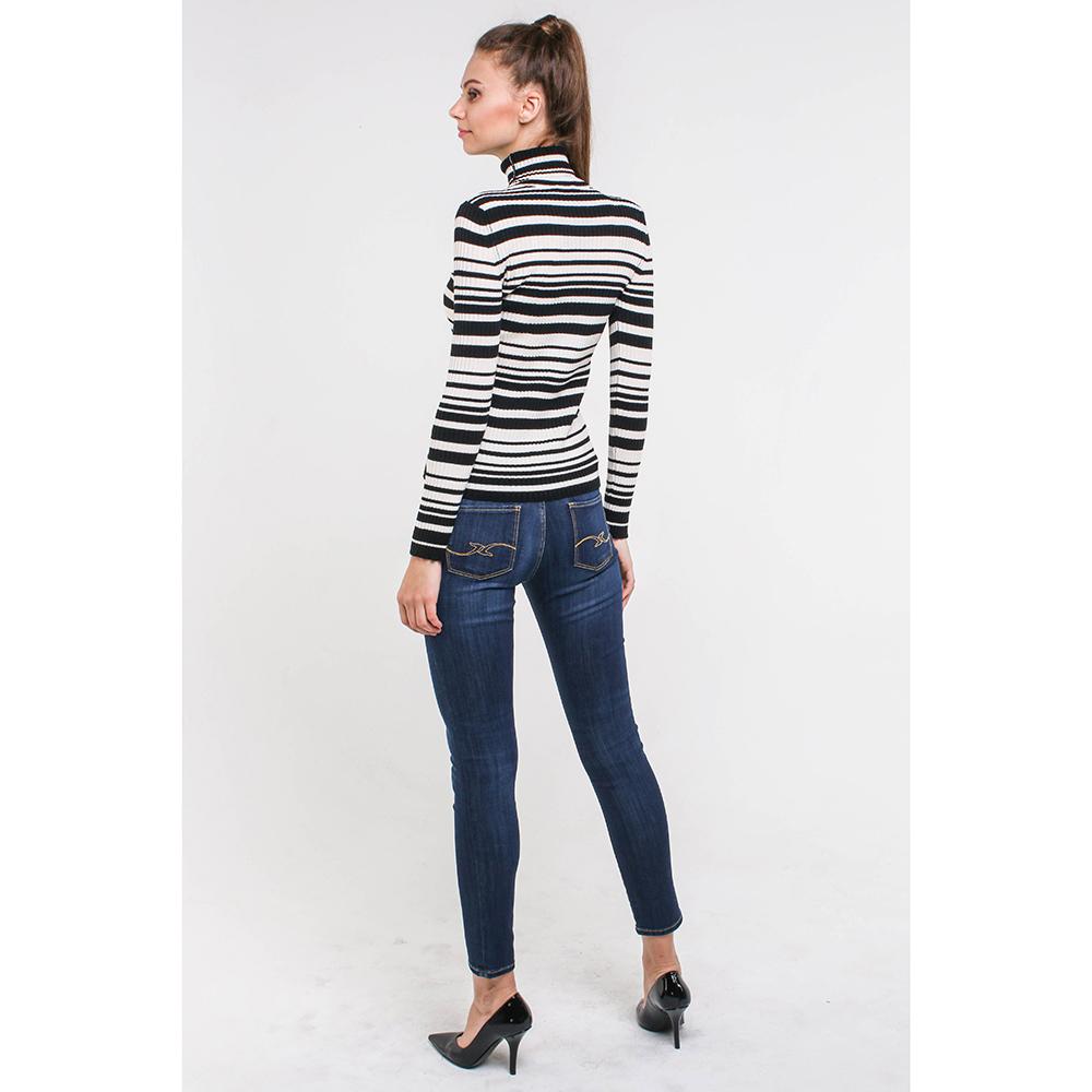 Джинсы Trussardi Jeans синего цвета
