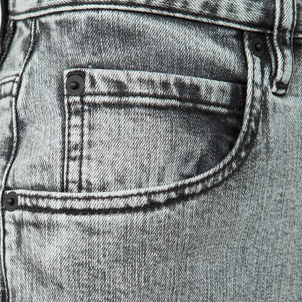 Прямые джинсы Dsquared2 Tight Cropped с высокой талией