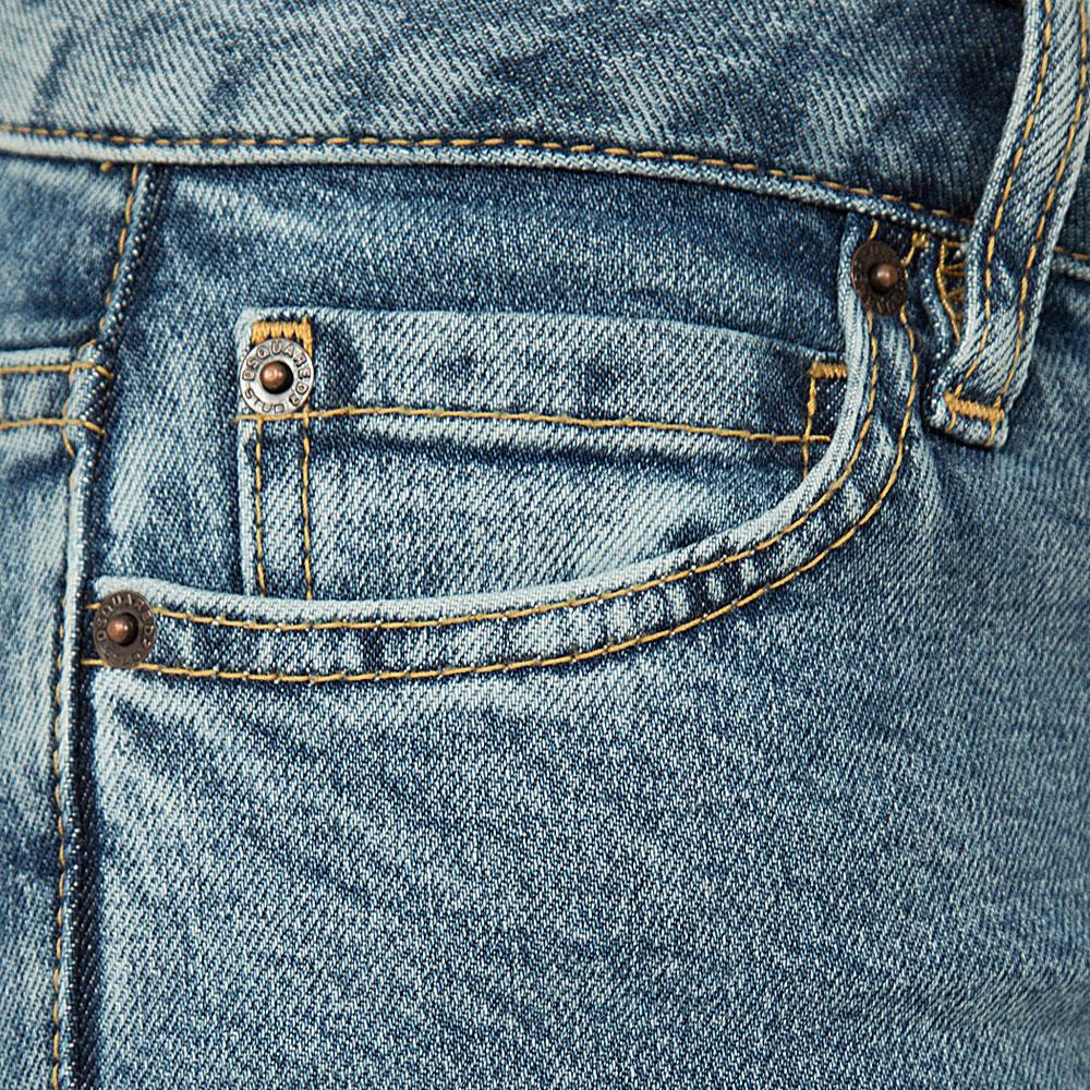 Джинсы Dsquared2 Jennifer Cropped Jean с аппликацией