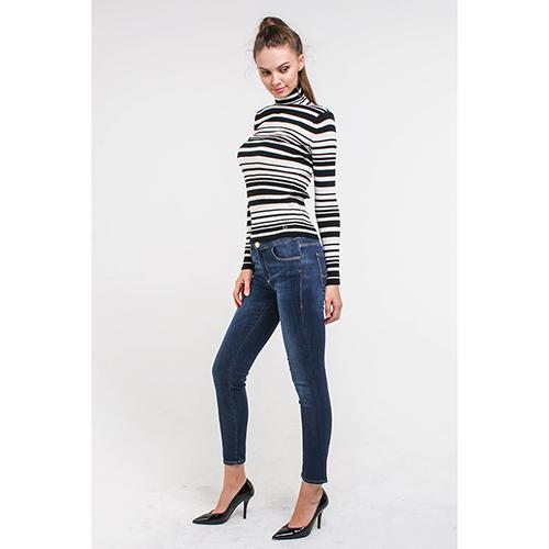 Джинсы Trussardi Jeans синего цвета, фото