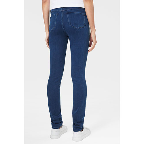 Зауженные джинсы Bogner Julie синего цвета, фото