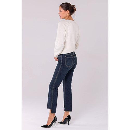 Прямые джинсы Peserico синего цвета, фото