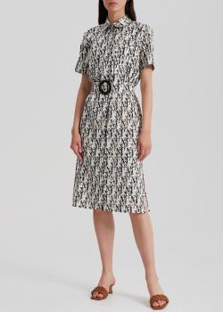 Платье-рубашка с принтом Max Mara Fumana, фото