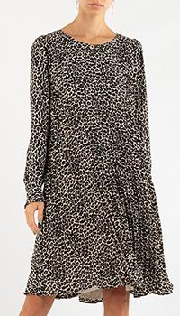 Платье Weill с леопардовым принтом, фото