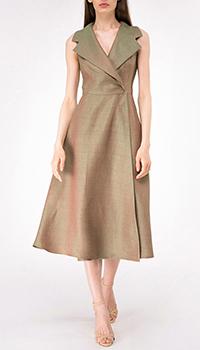 Платье-хамелеон Shako на запах с карманами, фото