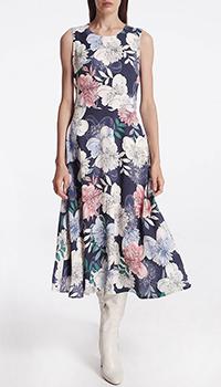 Платье без рукавов Shako с цветочным принтом, фото