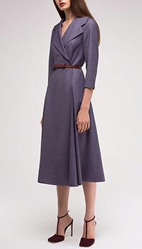 Шерстяное платье Shako с карманами, фото
