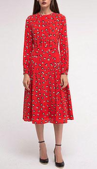 Платье Shako со вшитым поясом, фото