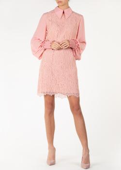 Кружевное платье Nina Ricci с пышными рукавами, фото