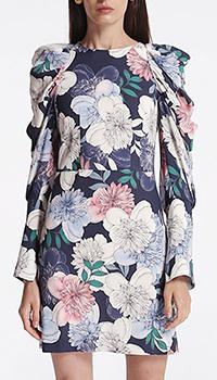 Платье Shako с цветочным принтом, фото