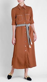 Платье-рубашка Beatrice.B с поясом, фото