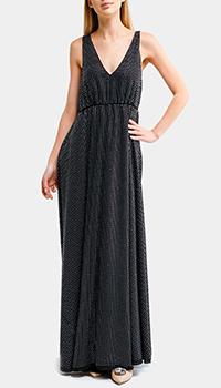 Вечернее платье Pinko со стразами, фото