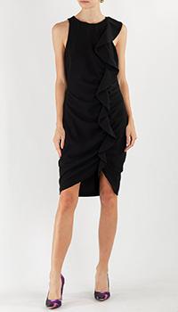 Черное платье Pinko до колен, фото