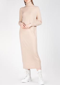 Кашемировое платье Allude с длинным рукавом, фото