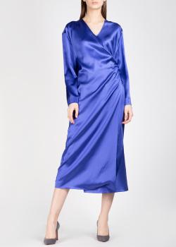 Шелковое платье Nina Ricci на запах, фото