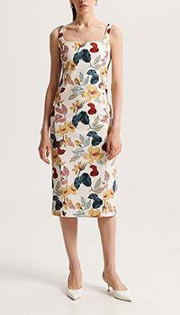 Платье-футляр Shako в цветы, фото