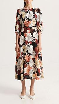 Платье Shako с пышной юбкой и рукавами, фото