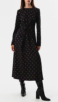 Платье-миди Shako в горошек, фото