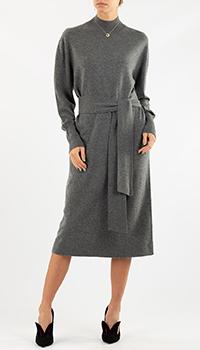 Трикотажное платье Repeat Cashmere с кашемиром, фото