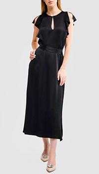 Вечернее платье Twin-Set с поясом, фото