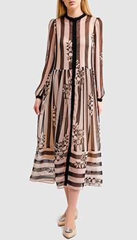 Платье Twin-Set в полоску, фото