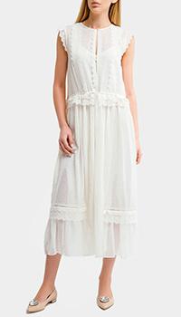 Платье Twin-Set с вышивкой, фото