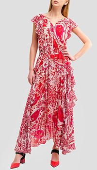 Платье Twin-Set с цветочным принтом, фото