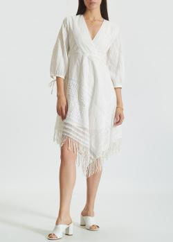 Платье Twin-Set с юбкой асимметричного кроя, фото