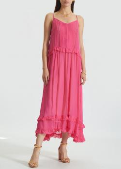 Платье Twin-Set розового цвета, фото