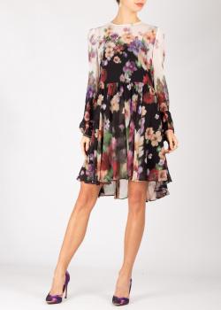 Платье до колен Twin-Set с пышными рукавами, фото