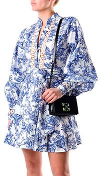 Платье Forte Dei Marmi Couture с принтом, фото