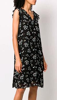Черное платье Be Blumarine без рукавов, фото