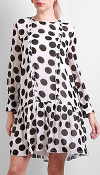 Платье Be Blumarine в горошек, фото