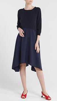 Платье Twin-Set с асимметричной юбкой, фото