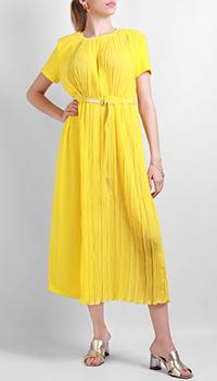 Платье Ermanno Ermanno Scervino плиссированное, фото
