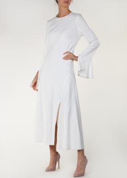 Платье-миди Khaite с длинным рукавом, фото