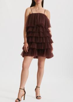 Многослойное платье Miss Sixty на бретелях, фото