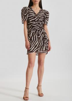 Платье на запах Miss Sixty с животным принтом, фото