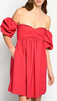 Платье Pinko с вырезом в форме сердца, фото