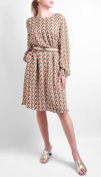 Платье Luisa Cerano с узором, фото