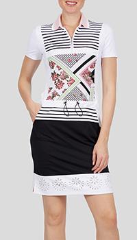 Платье-рубашка Sportalm Dreamer Alene с принтом, фото