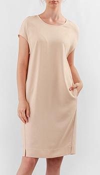 Платье Fabiana Filippi прямого кроя, фото
