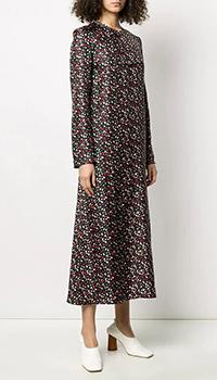 Длинное платье Marni из шелка, фото